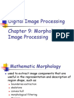 Chapter9 Morphological Image Processing
