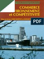 Commerce, environnement et compétitivité