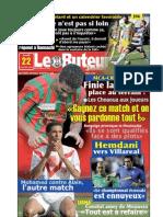 LE BUTEUR PDF du 22/01/2009