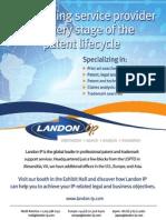 Landon IP AIPLA 2012 Conference Program Ad