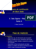 Lean Sigma Bb Medicion A
