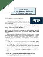 Carta Del ERI - Brasilia 2012