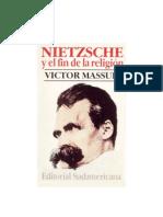Victor Massuh - Nietzsche y el Fin de la Religión