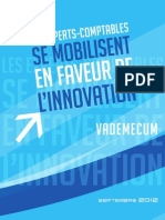 Vademecum des aides à l'innovation