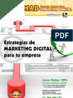 Estrategia Marketing Digital Para Tu Empresa