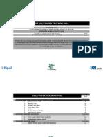 UPI/CVoter International tracking poll 10/22