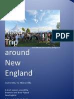 Road Trip Around New England