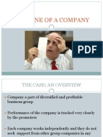 Fortune of a Company