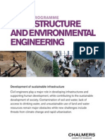 Infrastructure and Environmental Engineering
