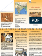 Tiger Conservation Brochure Tamil
