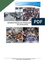 Administração de Produção e Gestão da Qualidade