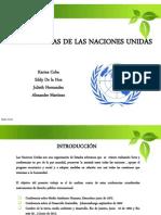 Conferencias de Las Naciones Unidas