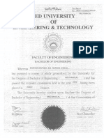 MECHANICAL ENGINEER DOCUMENTS