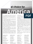 A Critical Choice for America PAC