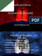 Apresentação Filosofia das Religiões - Por Carllus Silva