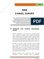 Ok FINAL BAB 5 Hasil Survey