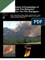 Extreme Fire Behavior