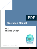 User Manual - Hybaid - PX2 Thermal Cycler - HBPX2