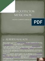 10 Arquitectos Mexicanos