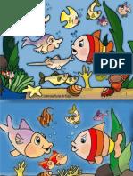Pipoca, o Peixinho Encrenqueiro
