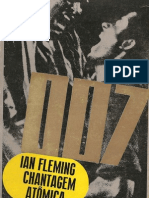Ian Fleming - Chantagem Atomica