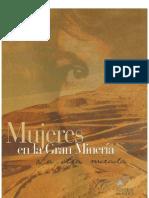 15 mujeres en La Gran Mineria Seminario Dosatec