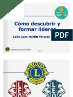 Liderato Leo - Ponencia Leon Martin Velasco Cardenas
