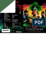 Age of Empires II Conqueror's Edition Manual