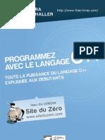 Apprendre le C++(site du zéro)