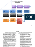 A Logic Model for Model Building in Social Work