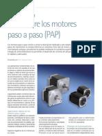 Todo sobre los motores paso a paso (PAP)- Lic. Prof. Faletti