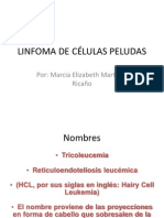 LINFOMA DE CÉLULAS PELUDAS