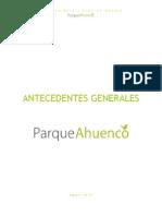 Parque Ahuenco. Chiloé.