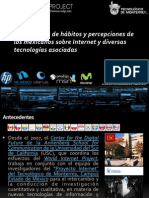 Estudio 2012 de hábitos y percepciones de los mexicanos sobre Internet y diversas tecnologías asociadas