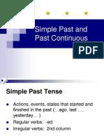 Past Continuous vs Simple Past
