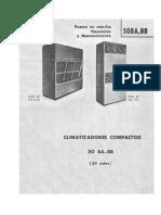 Climatizadores Compactos 50 Ba 50 Bb
