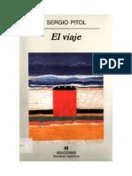 Sergio Pitol El Viaje