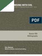 Annex XIV Sudan Bibliography