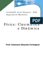 Apostila Cinemática e Dinâmica