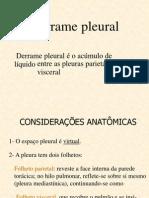 Derrame Pleural - Cezar Nery