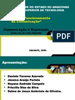 Estrutura e funcionamento da comunicação