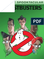 Ghostbusters 100 Page Spooktacular Preview