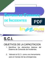 Sistema Comando Incidentes EDIT