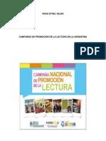 Campañas de Promoción de la lectura en la Argentina