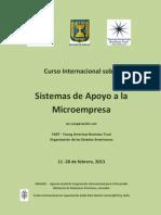 Sistemas de Apoyo Microempresas