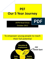 PEF - 5yearjourney Final