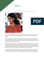 As Parvati Turns Priya