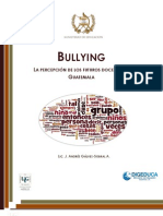Bullying Percepcion Futuros Docentes