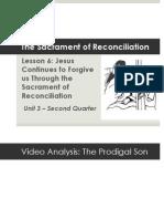 Lesso 6 - Reconciliation