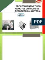 Manual de Productos Quimicos.